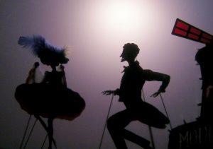 Le petit cabaret du Théâtre des Ombres